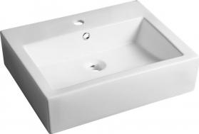 Sapho SEVILLA keramické umyvadlo 56x16x45 cm BH7011
