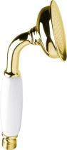 Sapho EPOCA ruční sprcha, 180mm, mosaz/zlato DOC105