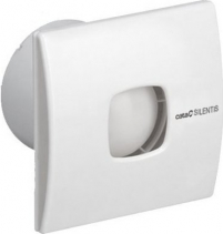 Cata SILENTIS 12 koupelnový ventilátor axiální, 20W, potrubí 120mm, bílá 01080000