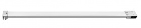 Polysan Doplňková vzpěra k MSBR1, 800 mm, chrom MSBR4
