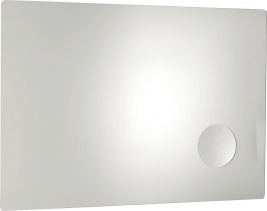 Sapho COSMETICO zrcadlo 1000x700mm, kosmetické zrcátko MIR4