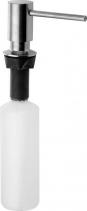 Sapho Zápustný dávkovač mýdla, kulatý, nerez SP010