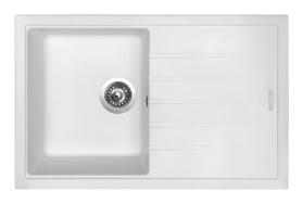 Granitový dřez Sinks BEST 780 Milk ACRBE78050028