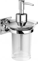IBB WIZARD dávkovač mýdla, akryl/chrom WZ01D