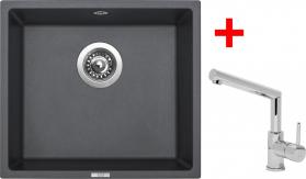 Granitový dřez Sinks FRAME 457 Titan.+MIX 350P ACRF45772M350P