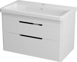 Sapho ELLA umyvadlová skříňka 76, 5x50x43cm, bílá 70080
