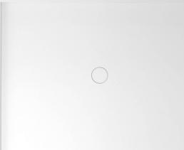 Polysan MIRAI sprchová vanička z litého mramoru, obdélník 120x90x1, 8cm, levá, bílá 73179