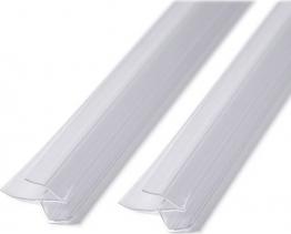 Gelco LEGRO set spodních těsnění pro čtvercovou zástěnu GL2290, 425 mm (2ks) NDGL02