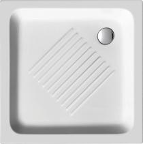 GSI Keramická sprchová vanička, čtverec 90x90x12cm 439011