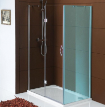 Gelco LEGRO sprchové dveře 1200mm, čiré sklo GL1112