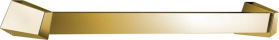 Sapho SOUL držák ručníků 500 mm, zlato 164882