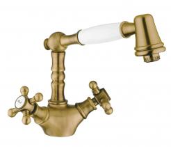 Sinks RETRO 100 S bronz AVRT100SBR