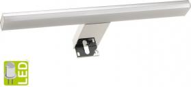 Sapho FELINA LED svítidlo, 8W, 308x15x112mm, chrom FE030