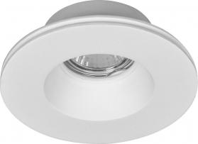 Sapho GIP podhledové sádrové svítidlo 130 mm, GU10, max 35W LDD482