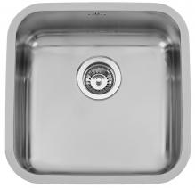 Nerezový dřez Sinks BAHIA 440 V 0,8mm trojmontáž leštěný RDBAL4404408V