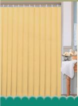 Aqualine Závěs 180x180cm, 100% polyester, jednobarevný béžový 0201103 BE