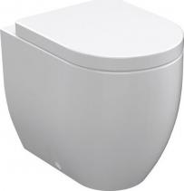 Kerasan FLO WC mísa 36x42x51, 5cm, spodní/zadní odpad 311601