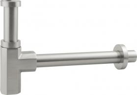 Sapho SPY umyvadlový sifon 1'1/4, odpad 32 mm, nikl PY36/16