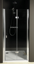 Gelco ONE sprchové dveře skládací 900 mm, levé, čiré sklo GO7290L