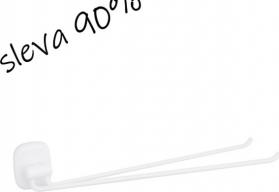 Nimco Simona Otočný držák na ručníky-BÍLÝ SI 7296N-51