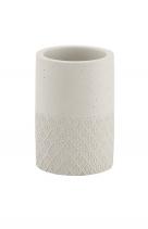 Gedy AFRODITE sklenka na postavení, cement 4998
