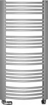 Enix FOCUS F otopné těleso 595x1238mm, 726W, stříbrná strukturální F-613SS