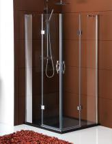 Gelco LEGRO čtvercová sprchová zástěna 900x900mm, čiré sklo GL2290