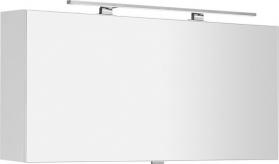 Sapho CLOE galerka s LED osvětlením 120x50x18cm, bílá (CE120) CE120-0030