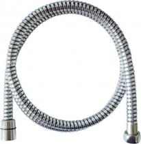 Mereo Sprchová hadice 150 cm spirálová černá, plastová CB110S