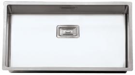Nerezový dřez Sinks BOX 790 FI 1,0mm RDBOK7904501FI