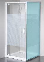 Gelco ETERNO sprchové dveře 900mm, sklo STRIP GE6690