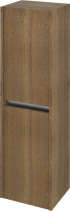 Sapho NIRONA skříňka vysoká 35x140x30cm, 2x dvířka, levá/pravá, dub Sherwood NR352