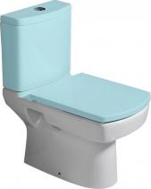 Kale BASIC WC mísa kombi, spodní/zadní odpad, 35x61cm 71122333