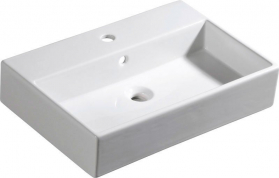 Isvea PURITY keramické umyvadlo 60x42cm (2507) 10PL50060