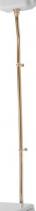 Kerasan WALDORF-RETRO trubka k nádržce, bronz 754793