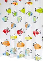 Ridder MALAWI sprchový závěs 180x200cm, polyester 47910