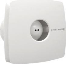 Cata X-MART 10T koupelnový ventilátor axiální s časovačem, 15W, potrubí 100mm, bílá 01011000