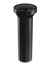 Sapho Přímý kus odpadní k WC, prům. 90 mm, délka 350 mm WJ3500
