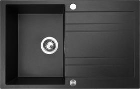 Granitový dřez Sinks GRANDE 800 Metalblack SIGGR80051074