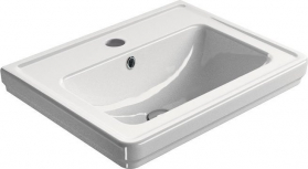 GSI CLASSIC keramické umyvadlo 60x46 cm, bílá ExtraGlaze 8731111