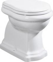Kerasan RETRO WC mísa stojící, 38, 5x45x59cm, zadní odpad 101101