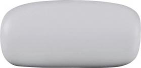 Polysan OLA podhlavník do vany, stříbrná 250012