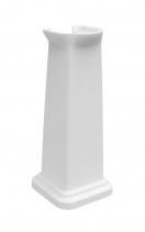 GSI CLASSIC keramický sloup k umyvadlu 66x27 cm, bílá ExtraGlaze 877011