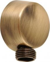 Sapho Vývod sprchy, průměr 50mm, bronz 9816