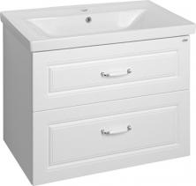 Aqualine FAVOLO umyvadlová skříňka 76, 5x60x44, 6cm, bílá mat FV280