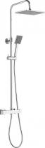 Aqualine TALIA sprchový sloup s termostatickou baterií, chrom SL440