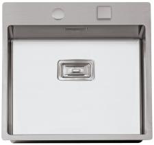 Nerezový dřez Sinks BOXER 550 FI 1,2mm RDBOK5505051FI