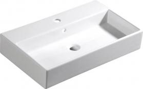 Isvea PURITY keramické umyvadlo 70x42cm (2508) 10PL50070