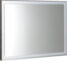 Sapho LUMINAR LED podsvícené zrcadlo v rámu 700x500mm, chrom NL556