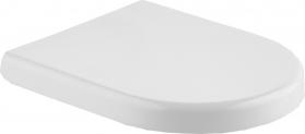 Aqualine IDEA SHORT WC sedátko soft close, bílá 70113740